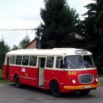 Jelcz 272MEX - Chobot Leśniczówka